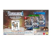 SEGA Valkyria Chronicles 4 PS4