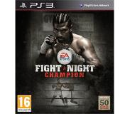 Sony Fight Night Champion PS3