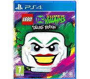 Warner bros LEGO DC Super-Villains: Deluxe Edition (PS4)