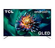 "TCL 55C715 55"" 4K Ultra HD Smart QLED -televisio"