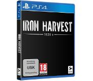 Playstation 4 Iron Harvest 1920+ (PS4)