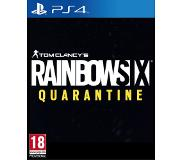 Playstation 4 Tom Clancy's Rainbox Six: Quarantine - Sony PlayStation 4 - FPS