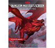 Wizards of the Coast Dungeons & Dragons: Reincarnated DM SCREEN
