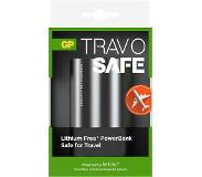 GP TravoSafe Powerbank - musta -