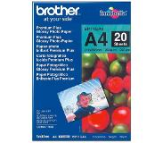 Brother PREM. PLUS GLOSSY PHOTO PAPER A4