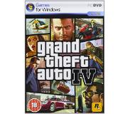 Take Two PC peli Grand Theft Auto IV