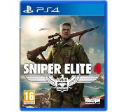 Sold Out Software PlayStation 4 peli : Sniper Elite 4