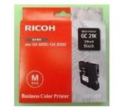 Ricoh Regular Yield Gel Cartridge Black 1.5k