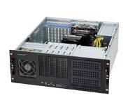 Supermicro Black 4U Chassis