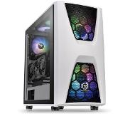 Thermaltake C34 Tg Snow Argb White