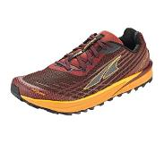 Altra Timp 2 Trail Running Shoes Men, dark red/orange 2020 US 10 | EU 44 Trail-juoksukengät