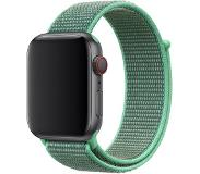 Apple MV8H2ZM/A kellon ranneke Watch strap Nailon Vihreä