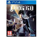 SEGA Judgment - Sony PlayStation 4 - Toiminta/Seikkailu