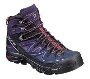 Salomon Women's X Alp Mid Leather Gore-Tex