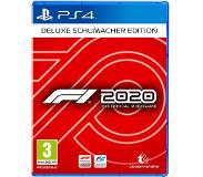 Sony F1 2020 - Deluxe Schumacher Edition (PS4)