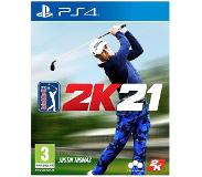 Playstation 4 PGA Tour 2K21 (PS4)