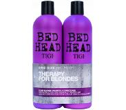 Tigi Dumb Blonde Tweens, 2x750ml