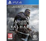 Playstation 4 Assassins Creed Valhalla Ultimate Edition (PS4)