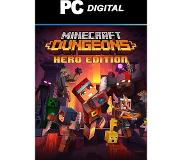 Mojang Minecraft: Dungeons Hero Edition PC