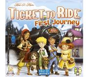 Days of Wonder Ticket to Ride - First Journey (Eurooppa)