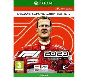 Codemasters F1 2020 - Deluxe Schumacher Edition (Xbox One)