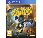 Playstation 4 Destroy All Humans! (PS4)