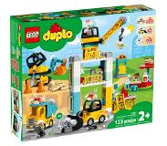 LEGO DUPLO - Tower Crane & Construction (10933)