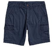 Quiksilver Sylvester Cargo Shorts blue nights Koko 30