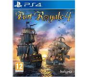 Playstation 4 Port Royale 4 (PS4)