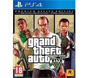 Sony PS4 Grand Theft Auto 5 Premium Edition, 5026555424264