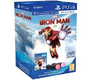 Sony Computer Entertainment Marvel's Iron Man VR - Move Controller Bundle - 3D-liikkeenohjaus - PlayStation 4