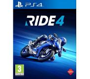 Playstation 4 Ride 4 (PS4)