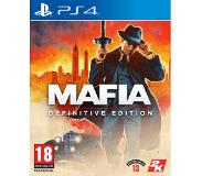 Playstation 4 Mafia Definitive Edition (PS4)