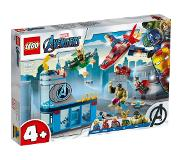 LEGO Marvel Avengers Movie 4 76152 Avengers Lokin raivo
