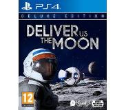 Playstation 4 Deliver Us The Moon Deluxe Edition PS4