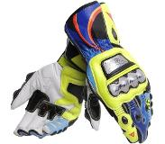 Dainese Full Metal 6 Replica VR46 Motorcycle Gloves 2XL