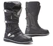 Forma Terra Evo Black Motorcycle Boots 47