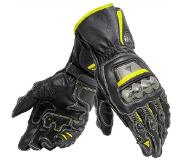 Dainese Full Metal 6 Black Black Fluo Yellow Motorcycle Gloves XS