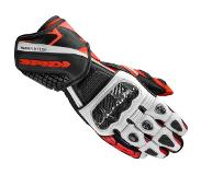 Spidi Carbo 5 Red Motorcycle Gloves M