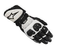 Alpinestars GP Plus R Black White Motorcycle Gloves XL