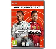 Codemasters F1 2020 - Seventy Edition (PC)