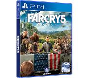 Ubisoft PS4 Far Cry 5 incl. Russian Audio