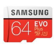 Samsung Micro Sd Evo+ 64Gb With Sd Adapter (2020)