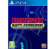 Playstation 4 Transformers: Battlegrounds (PS4)