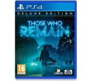 Playstation 4 Those Who Remain Deluxe Edition (PS4)