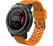Denver SW-510 smart watch with band - orange