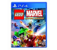 Warner bros LEGO Marvel Super Heroes PS4