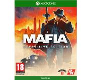 Nordic Game Supply Mafia: Definitive Edition (XOne)