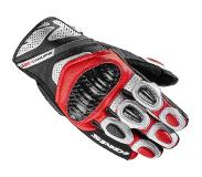 Spidi Carbo 4 Coupe Red Motorcycle Gloves XL