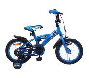 Amigo BMX Turbo 14 Inch 21 cm Boys Coaster Brake Blue(Wheel size 14 Inch)